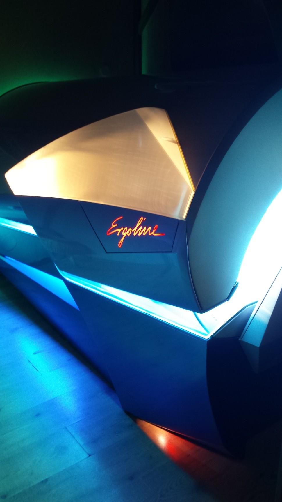 Špičková solária prestižního evropského výrobce Ergoline