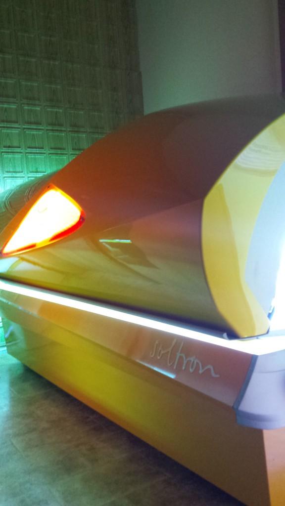 Soltron Hot Pepper Turbo Power - turbosolárium předního evropského výrobce